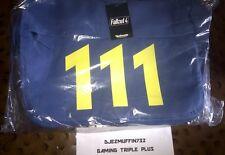 OOP FALLOUT 4 VAULT 111 MESSENGER BAG (LOOT CRATE EXCLUSIVE) BETHESDA