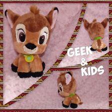 Peluche doudou Bambi grosse tête - Disney - 20cm - Ref C27