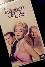 IMITATION OF LIFE VHS with Lana Turner, John Gavin + Sandra Dee, NEW SEALED