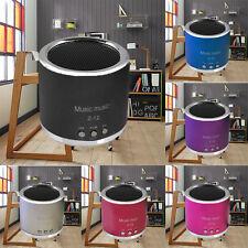 1 Pcs Wireless Portable Mini Speaker Fm Radio Usb Micro Sd Tf Card Mp3 Player 6