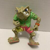 1990 Napoleon Bonafrog Mutant Ninja Turtles Collectible TMNT Vintage Figure