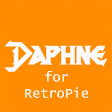 Daphne for RetroPie - Emulator ROMs and Config files - Digital Download