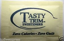 Generic Yellow - Sucralose 1000  Pack - Made in USA - free shipping tasty trim