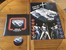Uncle Acid Friends & Family Mind Control Die Hard Tri-colour Vinyl Lp Mega Rare!