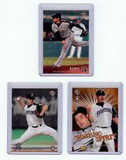 New listing Micheal Nakamura (3) BBM Japanese Baseball Cards Australian Player