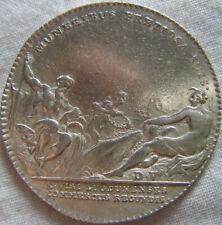 MED10003 - MEDAILLE JETON CHAMBRE DE COMMERCE DE LYON 1723 en Argent