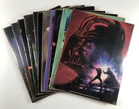 "Star Wars Vintage Return of the Jedi Posters 11""x14"" from Spencer's 1983/ 11 Lot"