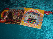 The Beatles Magical Mystery Tour Sgt. Peppers lonely hearts band lp records lot