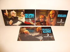 Star Trek, Generations - Cinema Collection Cards - Foil - Chase cards  $4.25 ea