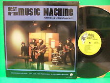 The Music Machine Best Of Sean Bonniwell 1984 NM+ LP L.A. Garage Punk Rhino 119