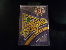 """Tribond Card Game """"What Do These Have in Common?"""" Great Party Game! Mattel"""