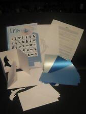 Iris Folding Kit - Small Dolphin