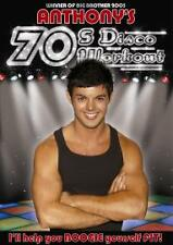 Anthony's 70s Disco Workout DVD (2005) Anthony Hutton *NEW & SEALED
