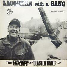 Blaster Bates(Vinyl LP)Laughter With A Bang-Big Ben-BB 00 01-UK-VG+/NM