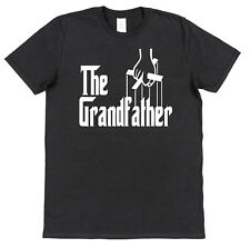 THE GRANDFATHER T-SHIRT Christmas Birthday Present Gift Father's Day For Grandad