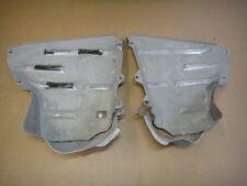 97-04 Chevrolet Corvette C5 GAS FUEL TANK SKID PLATES 10442737 / 10410938