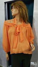Blusa Denny Rose Arancione 811dd40002 Taglia L