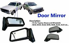 Universal Fit Side Door Mirror Datsun KE30 KE20 B310 B210 620 720 520 B110 120Y