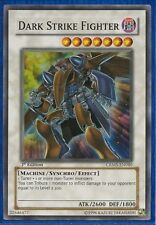 DARK STRIKE FIGHTER SUPER RARE CRMS-EN040 NEAR MINT YUGIOH