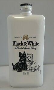 Black & White Pocket Scotch 0,2 L