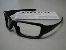 Oakley SI Fives Squared USA Made Matte Black Sunglasses Frame only OO9238-3254