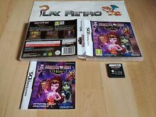 Nintendo ds nds monster high 13 wishes monster complete pal españa