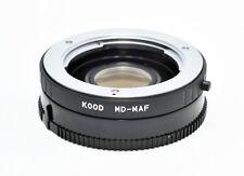 Kood Camera Adapter Minolta/Sony AF Body to Minolta MD Lens Adapter