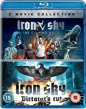 Iron Sky 1 & 2      (Blu Ray)    New!