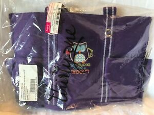 New Thirty One Spirit Purple Organizing Utility Tote Zip This Teacher Gives Hoot