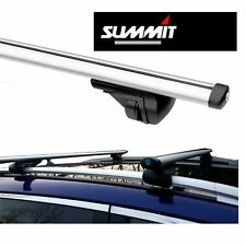 Cross Bars Roof Rack Aluminium Locking fits Nissan Sunny Break 1991-1996