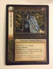 The Lord of the Rings TCG - Aragorn's Bow x 1 - LOTR Promo Card 0P41 CCG
