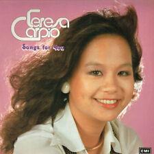 1977 Teresa Carpio 杜丽莎 – Songs For You Vinyl LP 黑膠唱片 Smoke Gets In Your Eyes