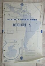Department of Defense Mapping Agency Catalog Nautical Charts Region 2 Oct 1975