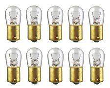 10x 1003 Bright Marine Light Bulb 12v BA15s Bayonet Mini Lamp S8 B6 Truck NEW