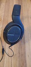 Sennheiser HD 428 Headband Headphones Black Great Shape