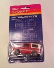 Mercedes-Benz 280GE Fire Brigade Siku #1344 1/55 Diecast Original Package