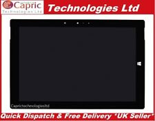 """Genuine Microsoft Surface 3 1645 1657 10.8"""" LCD Touch Screen Digitizer Assembly"""