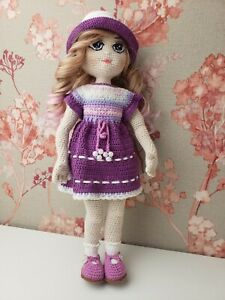 Amigurumi Puppe, Mädchen