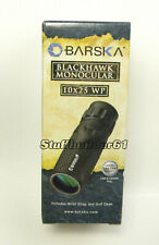 New Barska 10x25 Waterproof Monocular Free Carrying Case Sports Hunting