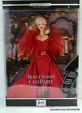 2001 Mattel Collector Edition Hollywood Cast Party 5th in Series Barbie