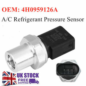 3 Pins A/C Pressure Switch/Sensor Air Conditioning 4H0959126A For Audi Seat UK