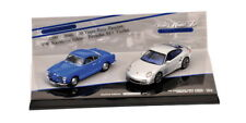 1:43 Porsche Turbo 2010 Volkswagen Karmann 1955 1/43 • MINICHAMPS 402902010 #