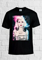 Blondie Debbie Harry Gentlemen Prefer Blond Men Women Top Unisex T Shirt 2325