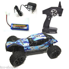 T2M # T4923 Pirate Sniper 4 WD 1-10 XL Off Road Elektro Buggy RTR blau lila