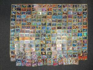 2000+ POKEMON HOLO-FOIL, RARE, COMMON & ENERGY CARDS COLLECTION LOT (236 HOLOS)