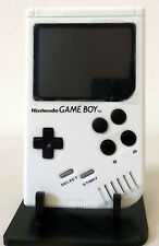 "Gameboy Zero Kit weiß & 3.5"" GBZ Glas Screen - Pi Zero Bausatz Set"