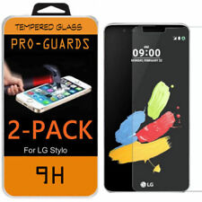 3-Pack Tempered Glass Screen Protector for LG G Stylo 2 / Stylus 2 / LS775