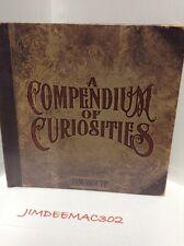 Compendium Of Curiosities Volume 1 Tim Holtz Idea-Ology Book