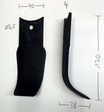 Fräsmesser für Agria 1600, 2400, 2600, Bogenmesser Agria 1567 066221