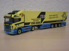 "Herpa - Scania R`13 HL KüKoSZ ""TSU Jens Bode"" - Nr. 307758 - 1:87"